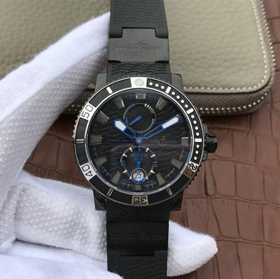N雅典潜水系列263-92航海男士腕表手表